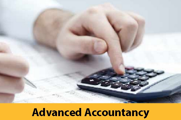 Advanced Accountancy (Coming Soon)