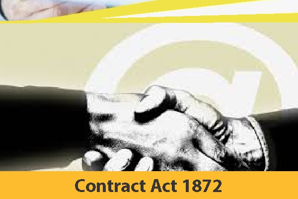 Contract Act,1872