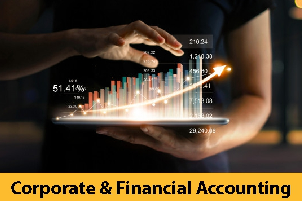 Corporate and Financial Accounting (Study Material)