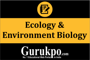 Ecology & Environment Biology (Only Study Material)