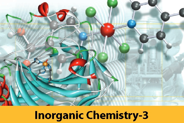 Inorganic Chemistry-3 (Only Study Material)