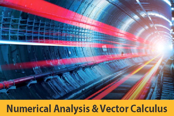 Numerical Analysis and Vector Calculus  (Only Study Material)