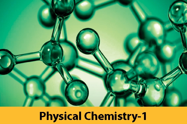 Physical Chemistry-1 (Only Study Material)